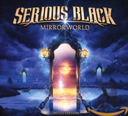 Serious Black: Mirrorworld (Lim.Digipak) (Audio CD (Digipack))