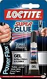 Loctite LOCPFG3T Flex Super Glue Tube de gel 3 g