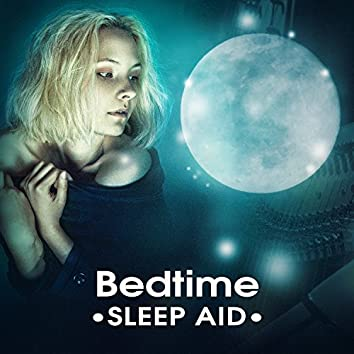 Bedtime Sleep Aid: Circadian Rhythm, Calming Harp Sounds to Deep Sleep, Zen Music Therapy, Natural Insomnia Cure, Waterfall & Wind Chimes