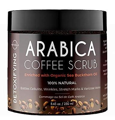 Körperpeeling Kaffee Body Scrub