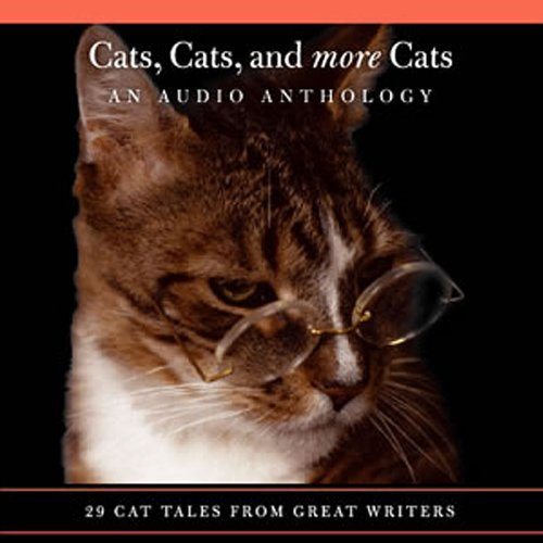 Cats, Cats, and More Cats audiobook cover art