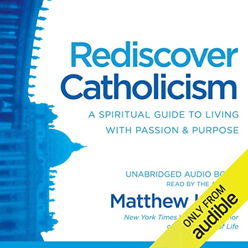 Rediscover Catholicism audiobook cover art
