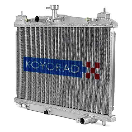 Koyo HH012170 Radiator (All Aluminum Race Hyper Core 2008-2011 Lexus Is-F 5.0L V8 (8At)), 1 Pack