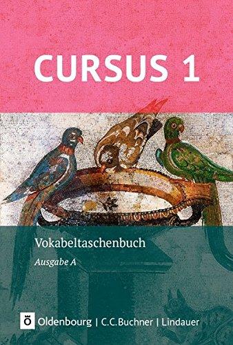 Cursus - Ausgabe A, Latein als 2. Fremdsprache: Vokabelheft