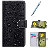 URFEDA Cover Compatibile con iPhone 11 Custodia Pelle Cover Retro Flip Case Colorato Cover...