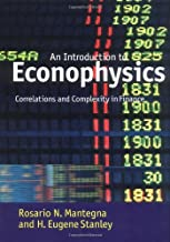 Best introduction to econophysics Reviews