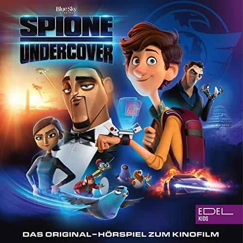 Spione Undercover. Das Original-Hörspiel zum Kinofilm Titelbild