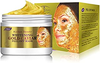 Best gold caviar peel off mask Reviews