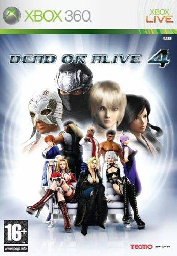 Dead Or Alive 4 - Dead or Alive 4 (Xbox 360)
