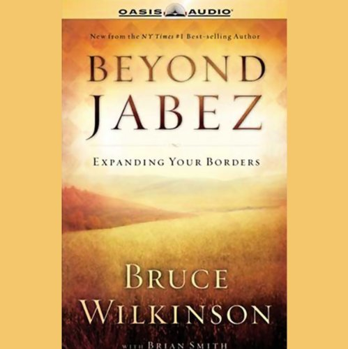 Beyond Jabez audiobook cover art