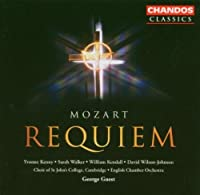 Requiem Mass K626 by W.A. Mozart (2013-05-03)