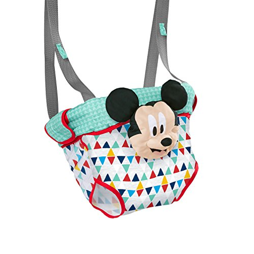 Disney Baby 11524 Türhopser Micky Maus Happy Triangles, Mehrfarbig - 7