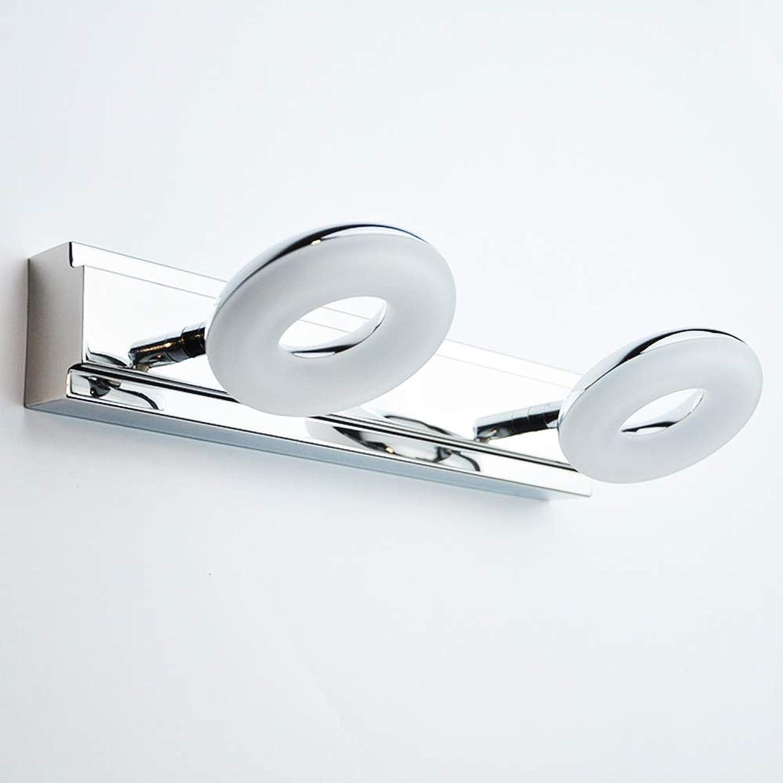 Kreative LED Spiegel Schrank Lampe Badezimmer Badezimmer ...