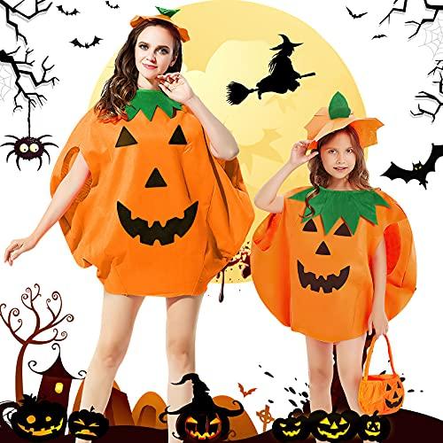Disfraz de calabaza para bebé, disfraz de Halloween, disfraz de carnaval, mono con gorro, talla L