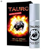 Intimateline 5 ml Tauro Extra Strong Delay Spray for Men by Intimateline