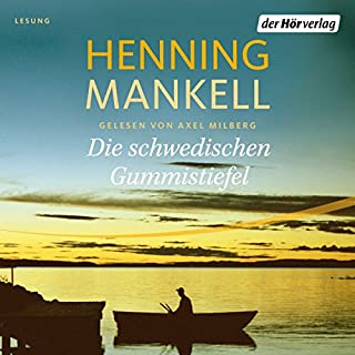 Die schwedischen Gummistiefel cover art