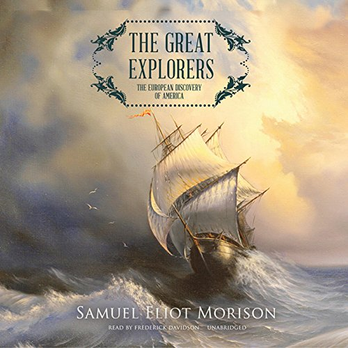 The Great Explorers cover art