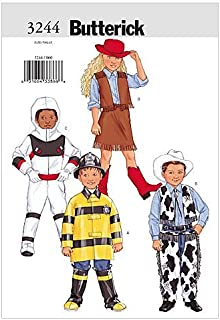firefighter costume pattern