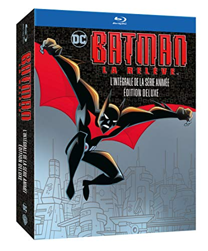 Batman La Relève - La Série Animée Edition Deluxe [Edition Deluxe] [Edition Deluxe] [Edition Deluxe]