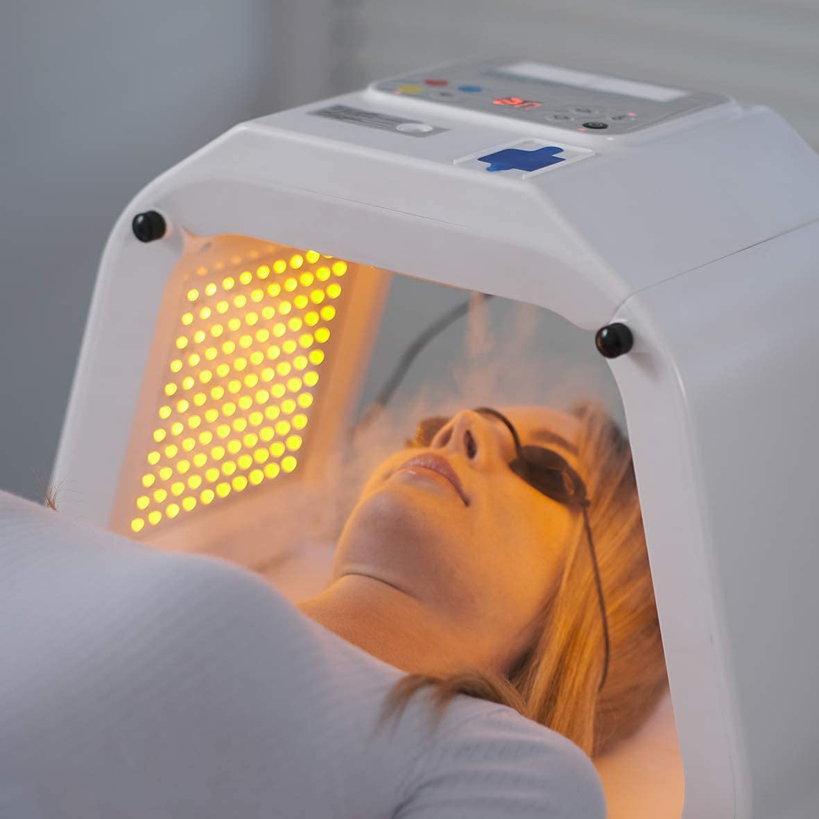 Photon San Antonio Mall Therapy Facial LED Light Skin Weekly update Lamp PDT SPA R-ejuvenation
