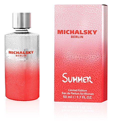 Michalsky Berlin Summer Women Eau De Parfum, 50 ml