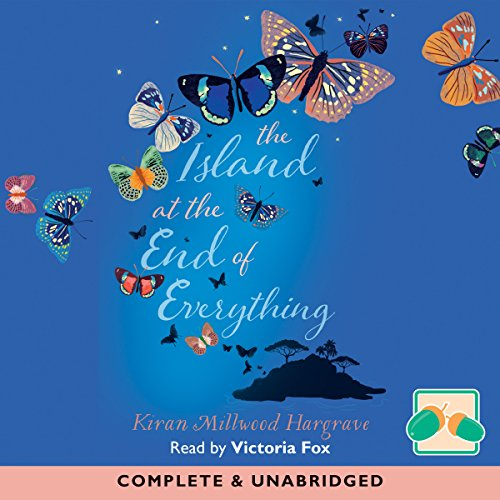 The Island at the End of Everything audiobook cover art