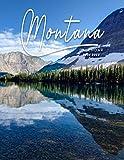 Montana Calendar 2021-2022: Mini Calendar 2021-2022 - 24 Months Calendar & Planner