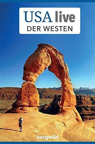 """ComboBOOK """"USA live: Der Westen"""": Reise- und Tourenführer (Gebundene Ausgabe inkl. Hörbuch, E-Book, App, Videoreportagen und GPS-Tracks)"""