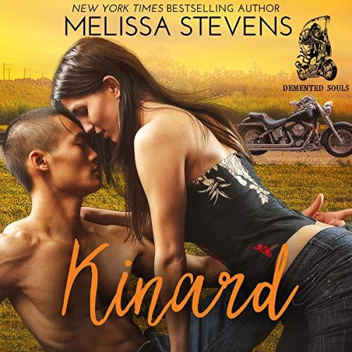 Kinard audiobook cover art