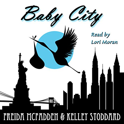 Baby City audiobook cover art