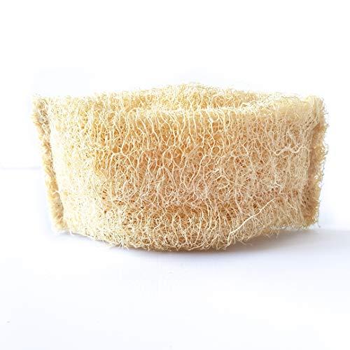 Estropajo vegetal. Estropajo de Cocina y Hogar Natural Biodegradable