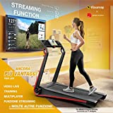 Zoom IMG-2 sportstech f17 tapis roulant marchio