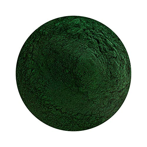 Earth Circle Organics Bulk - Certified Organic Chlorella Superfood Powder-(55 lbs), Kosher, Cold Pressed, Broken Cell Wall, Vegan, High in Protein, Fiber & Amino Acids