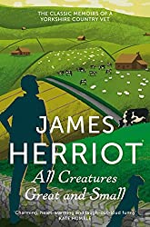 Books Set in Yorkshire: All Creatures Great and Small by James Herriot. yorkshire books, yorkshire novels, yorkshire literature, yorkshire fiction, yorkshire authors, best books set in yorkshire, popular books set in yorkshire, books about yorkshire, yorkshire reading challenge, yorkshire reading list, york books, leeds books, bradford books, yorkshire packing list, yorkshire travel, yorkshire history, yorkshire travel books, yorkshire books to read, books to read before going to yorkshire, novels set in yorkshire, books to read about yorkshire