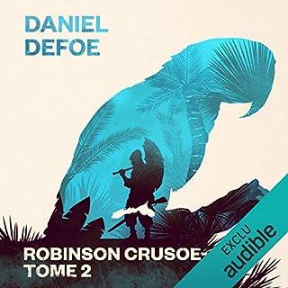 Couverture de Robinson Crusoé: Tome 2