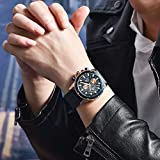 Immagine 2 benyar orologio uomo cinturino pelle