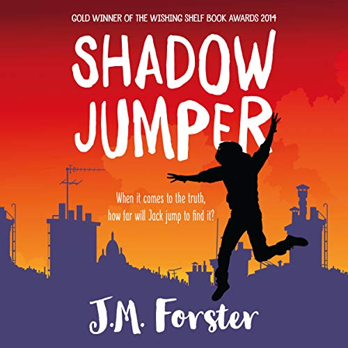 Shadow Jumper audiobook cover art