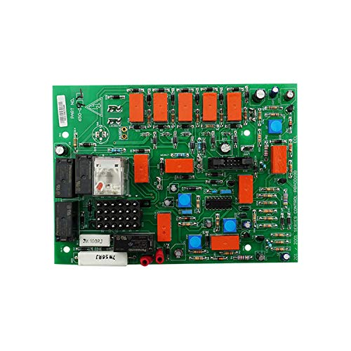 Grupo Electrógeno Pcb de 24 V Panel Principal de Cinco Placas de Luz Pcb650-092 650-092 Módulo de Interfaz para Fg Wilson Olymplan-Massey Ferguson Panel de Control Piezas Del Generador