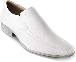 c228a38cb Moda - Branco - Sapato Social / Calçados na Amazon.com.br
