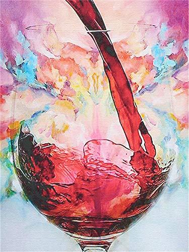 1000 Piezas Rompecabezas De Madera Vino Tinto Material Respetuoso Con El Medio Ambiente Rompecabezas Relájese Su Mente Gran Rompecabezas De Madera