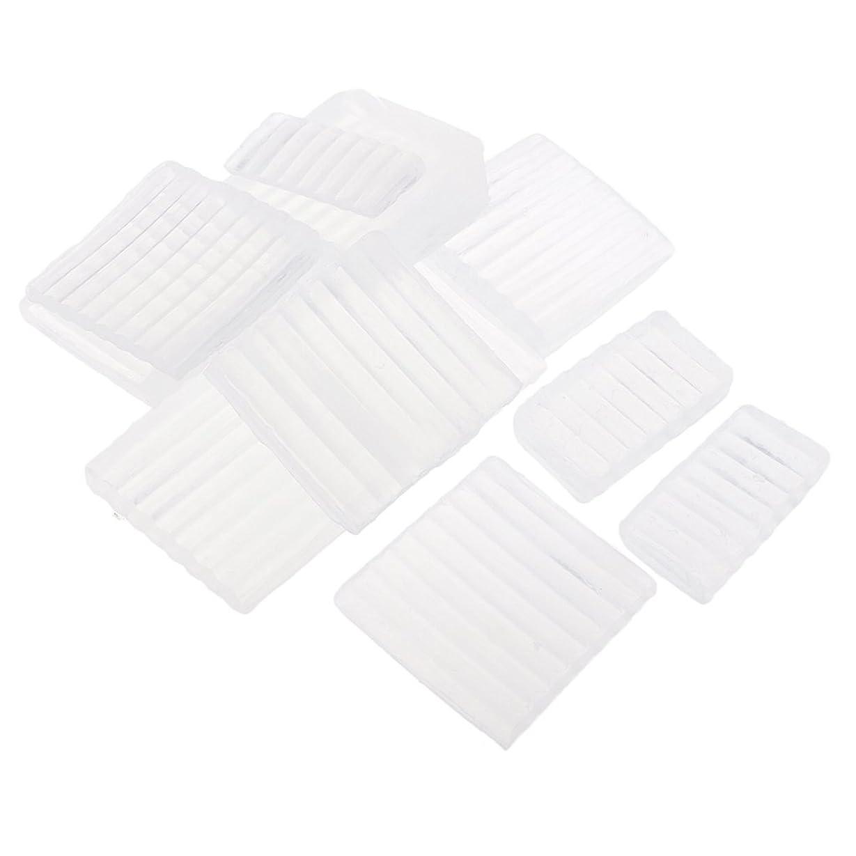 ずっと縫うパーク透明 石鹸ベース せっけん DIY 手作り 石鹸作り 材料 白い石鹸ベース