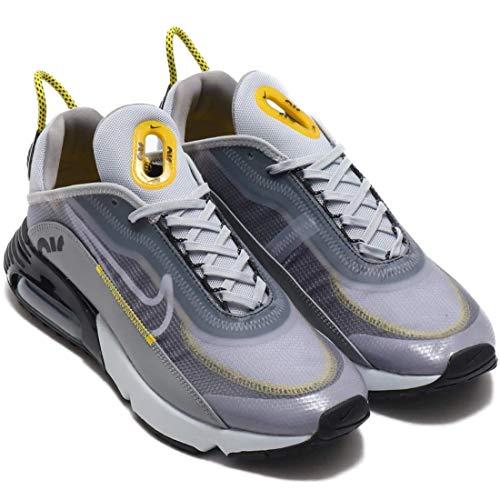 Nike Air MAX 2090, Zapatillas Deportivas Hombre, Wolf Grey/Blanco-Particle Grey, 40.5 EU