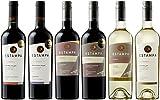世界トップレベルのワイナリーが造るぶどうの旨みたっぷり チリの赤ワイン&白ワイン飲み比べ6本セット 赤750mlx4本 白750mlx2本 チリ  Curator s Choice