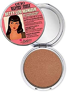 theBalm Betty-Lou Manizer Bronzing Highlighter Shimmer and Shadow - 700675