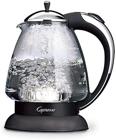 Capresso H2O Plus Glass Selling and selling Water All items in the store Kettle base swivel 360-degree