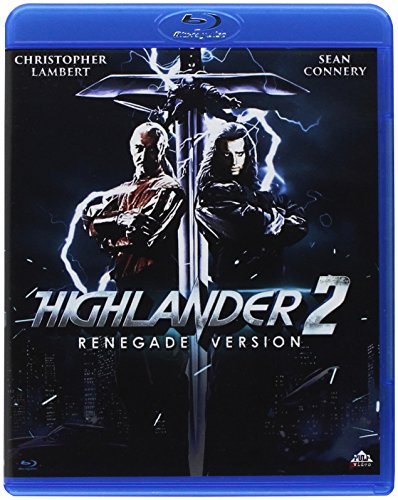 Highlander 2 - Il ritorno (Blu-Ray) [Italia] [Blu-ray]