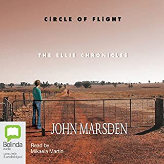 Couverture de Circle of Flight
