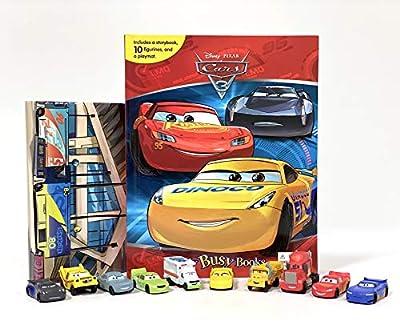 Disney/Pixar Cars 3 My Busy Book