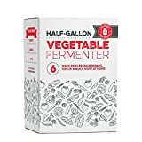 Fermented Vegetable Master: Half-gallon