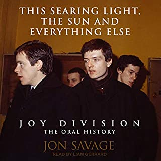 This Searing Light, the Sun and Everything Else cover art
